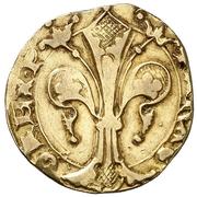 Florin - Pedro IV – reverse