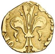 ½ Florin - Pedro IV – reverse