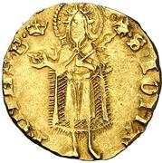 Florin - Alfonso V – obverse