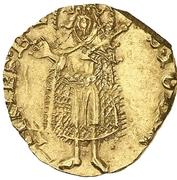 ½ Florin - Alfonso V – obverse
