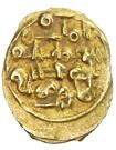 Fractional Dinar - 'Abd al-'Aziz al-Mansur (Amirid dynasty) – obverse