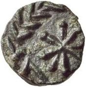 1 Nummus - Gunthamund / In the name of Degraded Legend – reverse