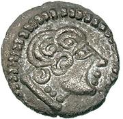 Quinarius (Nauheimer Type) – obverse