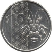 10 Vatu (Coconut Crab) – reverse