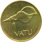 1 Vatu – reverse
