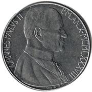 100 Lire - Ioannes Pavlvs II -  obverse
