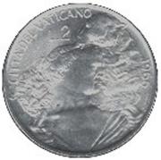 2 Lire - Pavlvs VI – reverse