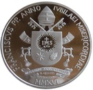 10 Euro - Franciscus (World Youth Day - Krakow) – obverse