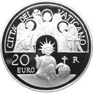 20 Euro - Franciscus (Archangels) – reverse