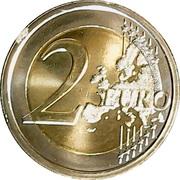 2 Euro - Franciscus (Padre Pio) -  reverse