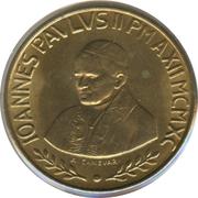 20 Lire - Ioannes Pavlvs II -  obverse