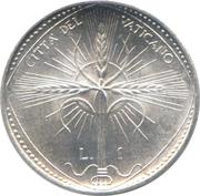 1 Lira - Pavlvs VI (FAO) – obverse