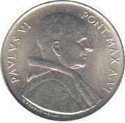 2 Lire - Pavlvs VI (FAO) – obverse