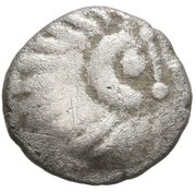 Obol (Imitation of Obol of Philip II of Macedon) – obverse