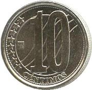 10 Céntimos -  reverse