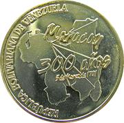 20 000 Bolívares (Maracay Port) – reverse