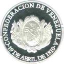 200 Bolívares (Independence) – obverse