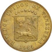 12½ Céntimos – obverse