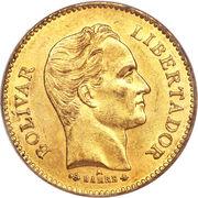 5 Venezolanos -  reverse