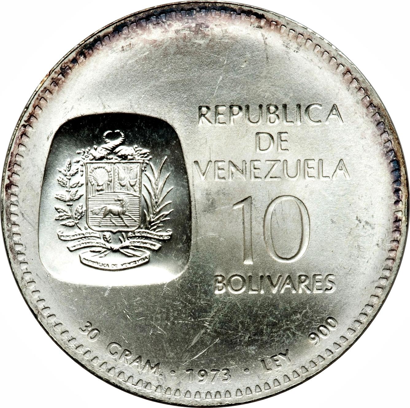 Image result for bolivar coins