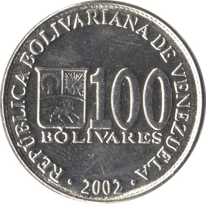 100 Bolívares