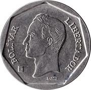 50 Bolívares -  reverse