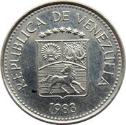 5 Céntimos -  obverse