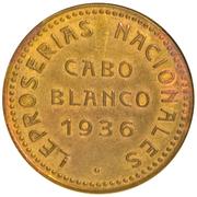 10 Bolívares (Cabo Blanco Leper Colony) – obverse