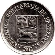 50 Céntimos – obverse