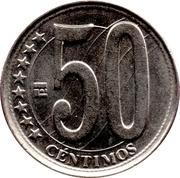 50 Céntimos -  reverse