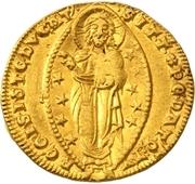 1 Zecchino - Pietro Gradenigo – reverse