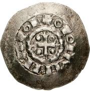 1 Denaro - Otto I / Otto II – obverse