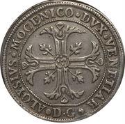 1 Scudo - Alvise Mocenigo IV – obverse