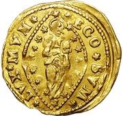 ½ Zecchino - Alvise Mocenigo IV – reverse