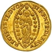 1 Zecchino - Giovanni Corner II – reverse