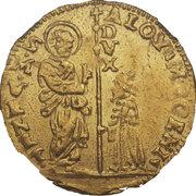1 Zecchino - Alvise Mocenigo III – obverse