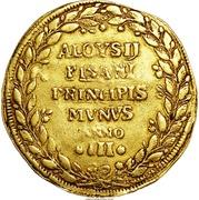 1 Osella - Alvise Pisani – reverse