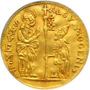 4 Zecchini - Alvise Mocenigo III – obverse