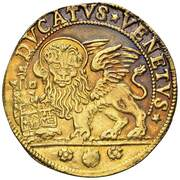6 Zecchini - Alvise Mocenigo IV – obverse