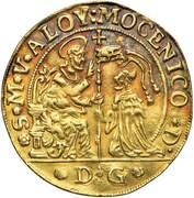 6 Zecchini - Alvise Mocenigo IV – reverse