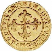 2 Scudi d'Oro - Lodovico Manin – obverse