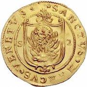 2 Scudi d'Oro - Lodovico Manin – reverse