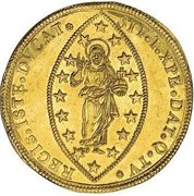 50 Zecchini - Alvise Mocenigo IV – reverse