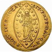 10 Zecchini - Alvise Mocenigo II – reverse