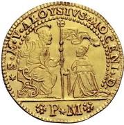 1 Osella - Alvise Mocenigo II – obverse