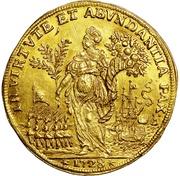 1 Osella - Alvise III Mocenigo – reverse