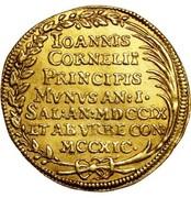 1 Osella - Giovanni Corner II – reverse