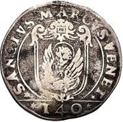 1 Scudo - Giovanni Bembo -  reverse
