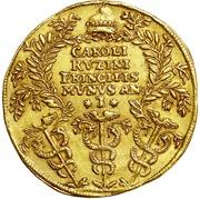 1 Osella - Carlo Ruzzini – reverse