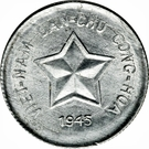 20 Xu (Rebel Communist State) – obverse